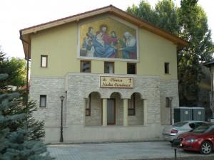 "Clinica de copii ""Nadia Comaneci"" din cadrul Asezamantul socio-medical Sf. Spridon Vechi"